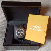 Breitling Chronomat 44 AB0110 Sehr gut Stahl 44mm Automatik