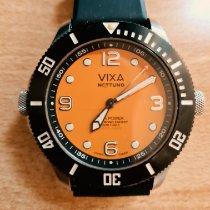 Vixa Сталь 44mm Кварцевые подержанные