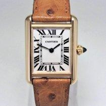 Cartier Tank Louis Cartier 2442 Sehr gut Gelbgold Quarz Deutschland, Essen