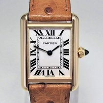 Cartier Gelbgold Quarz 2442 gebraucht Deutschland, Essen