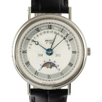 Breguet White gold 36.5mm Automatic 3787BB/1E/986 pre-owned