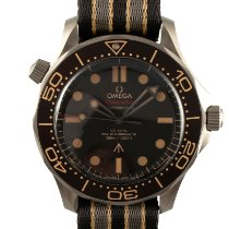 Omega Seamaster Diver 300 M new 2021 Automatic Watch with original box and original papers 210.92.42.20.01.001