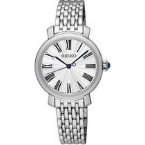 Seiko Relógio de senhora 28mm Quartzo novo Relógio com caixa e documentos originais