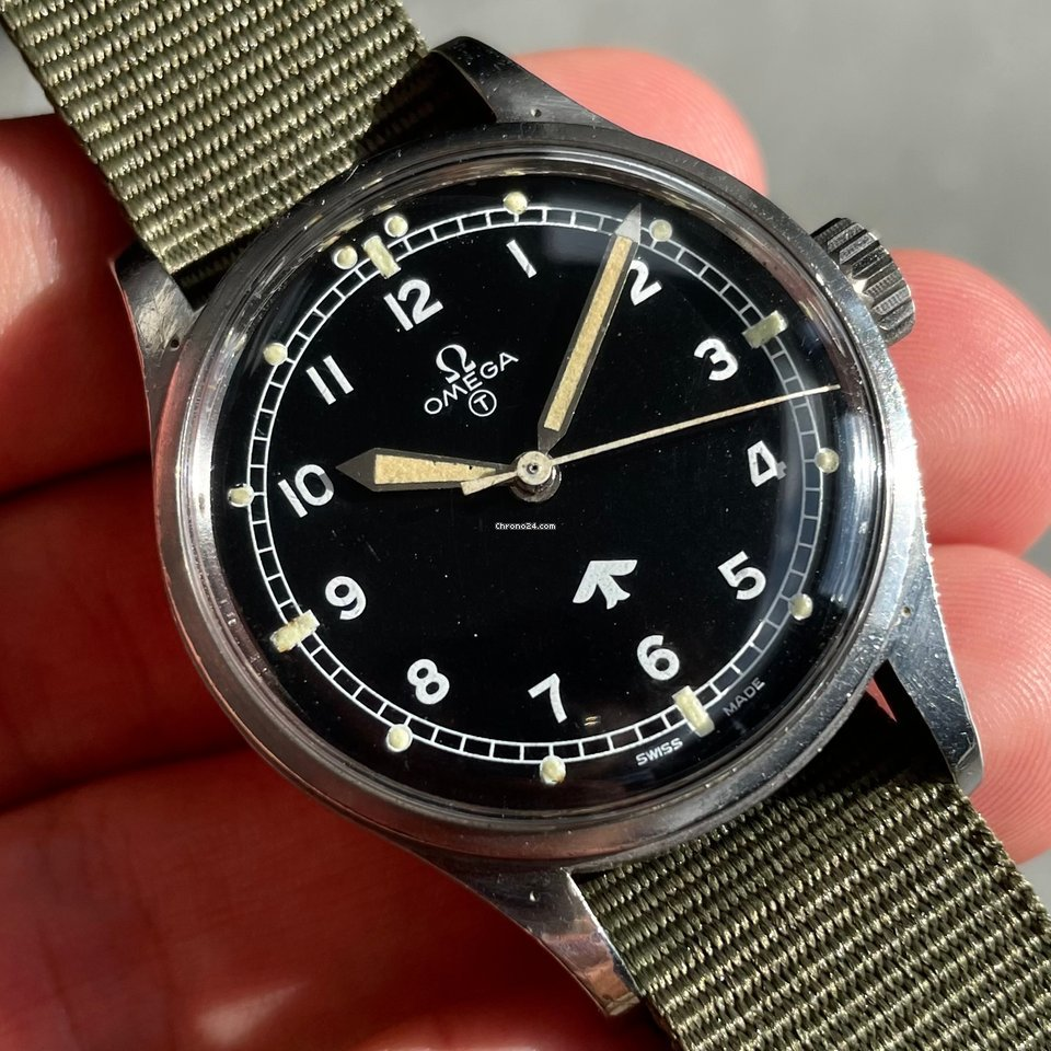 Omega 2777 1953 pre-owned