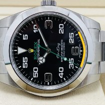 Rolex Stahl 40mm Automatik 116900 neu