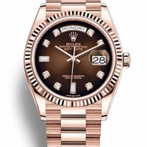 Rolex Day-Date 36 new 2021 Automatic Watch with original box and original papers 128235