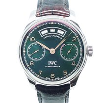 IWC Steel 44mm Automatic IW503510 pre-owned