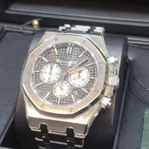 Audemars Piguet Royal Oak Chronograph nieuw 2021 Automatisch Chronograaf Horloge met originele doos en originele papieren 26331ST.OO.1220ST.02