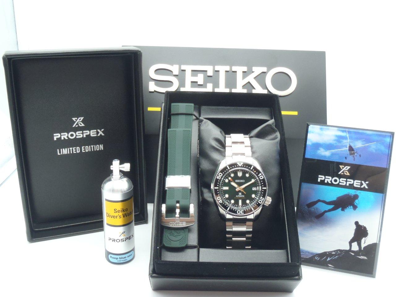 Seiko Prospex SPB207J1 2021 новые