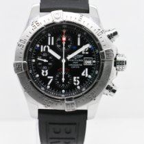 Breitling Avenger Skyland Steel 45mm Black Arabic numerals United States of America, New York, New York