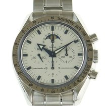 Omega Speedmaster Professional Moonwatch Moonphase Steel 42mm Champagne United States of America, Texas, Houston