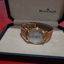 Blancpain Villeret new 1991 Automatic Watch with original box #0095-1490-58