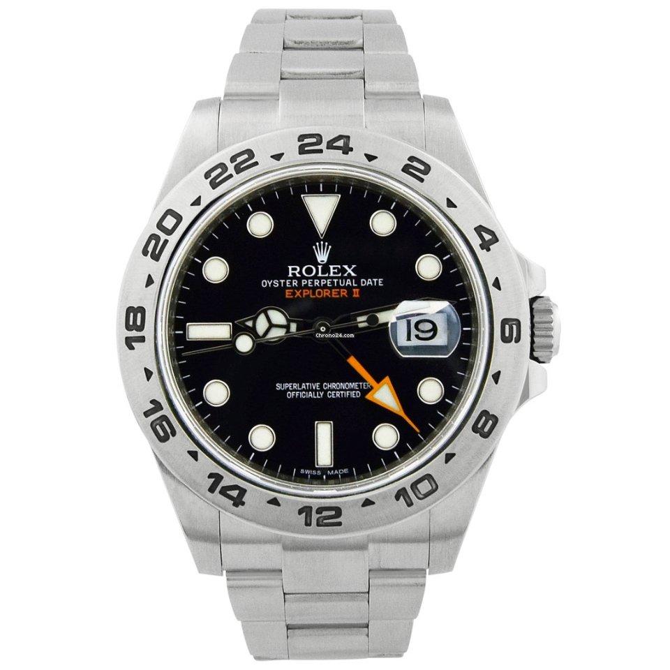 Rolex Explorer II 216570 2020 new