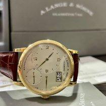朗格 Little Lange 1 黃金 36.8mm 香檳色