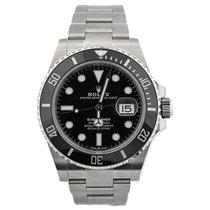 Rolex Submariner Date Steel 41mm Black No numerals United States of America, California, Fullerton