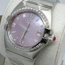 Omega Constellation Steel 35mm Pink No numerals UAE, Sharjah