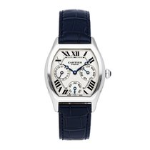 Cartier Tortue White gold 34.5mm Silver United States of America, Pennsylvania, Bala Cynwyd