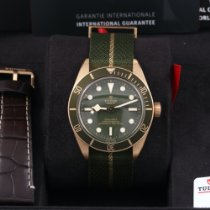 Tudor Black Bay Fifty-Eight Yellow gold 39mm Green United States of America, California, Los Angeles