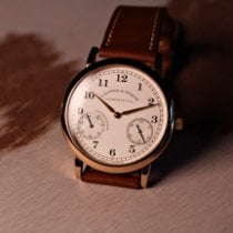 A. Lange & Söhne 1815 221.032 Very good Rose gold 35.9mm Manual winding Singapore