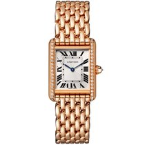 Cartier WJTA0020 Rose gold Tank Louis Cartier 29.5mm new United States of America, Florida, North Miami Beach
