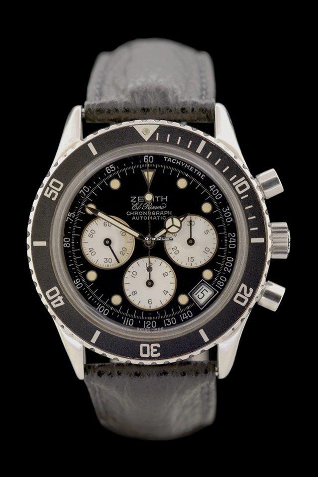 Zenith El Primero Chronograph 01.0040.400 1992