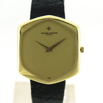 Vacheron Constantin Yellow gold 31mm Manual winding 33057 pre-owned
