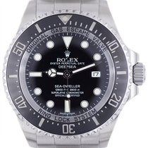 Rolex Sea-Dweller Deepsea Acciaio 44mm Nero Italia, Chieri (TO)