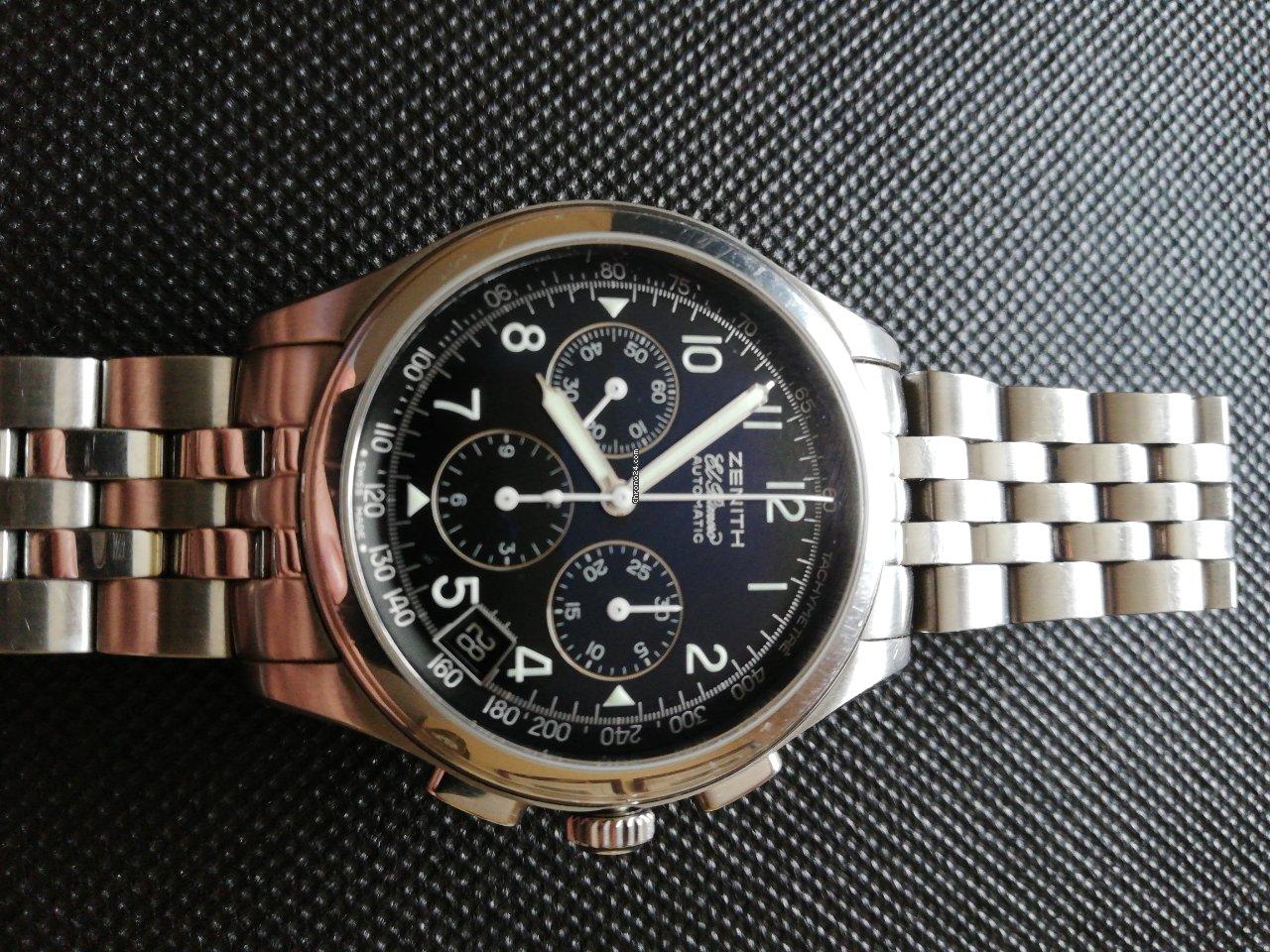 Zenith El Primero Chronograph 02.0501.400 usados
