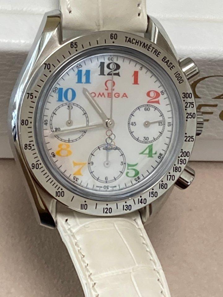 Omega Speedmaster Ladies Chronograph 3836.70.36 2013 nové