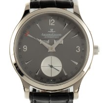 Jaeger-LeCoultre White gold Automatic Grey 37mm pre-owned Master Control