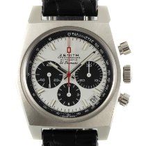 Zenith El Primero Chronograph nuevo 2021 Automático Cronógrafo Reloj con estuche y documentos originales 03.A384.400/21.C815