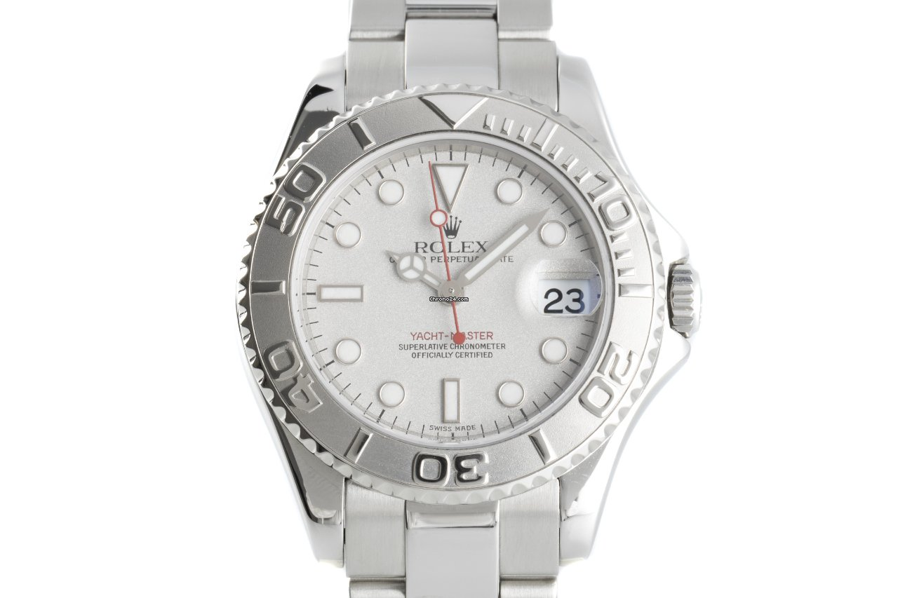 Rolex Yacht-Master 168622 2001 pre-owned