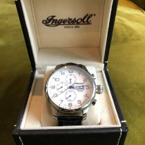 Ingersoll pre-owned Automatic 47mm 3 ATM