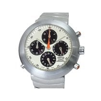 Ikepod Steel 44mm Automatic pre-owned