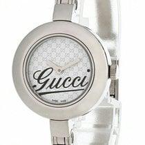 Gucci Neu Stahl 25mm Quarz