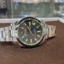 Rolex Milgauss Steel 40mm Black No numerals United Kingdom, Gateshead