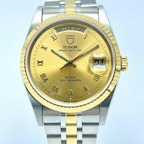 Tudor Zlato/Zeljezo 36mm Automatika 76213 nov