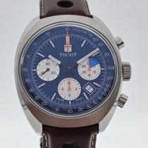 Tissot Heritage Сталь 43mm Синий