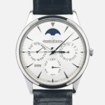 Jaeger-LeCoultre Master Ultra Thin Perpetual pre-owned 39mm Leather