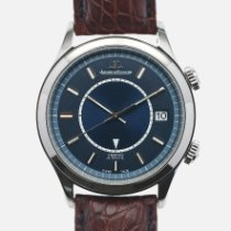 Jaeger-LeCoultre Steel Automatic 40mm pre-owned Master Memovox