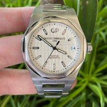 Girard Perregaux Laureato Steel 42mm Silver No numerals United States of America, California, Los Angeles