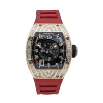 Richard Mille RM010 Rose gold RM 010 48mm pre-owned