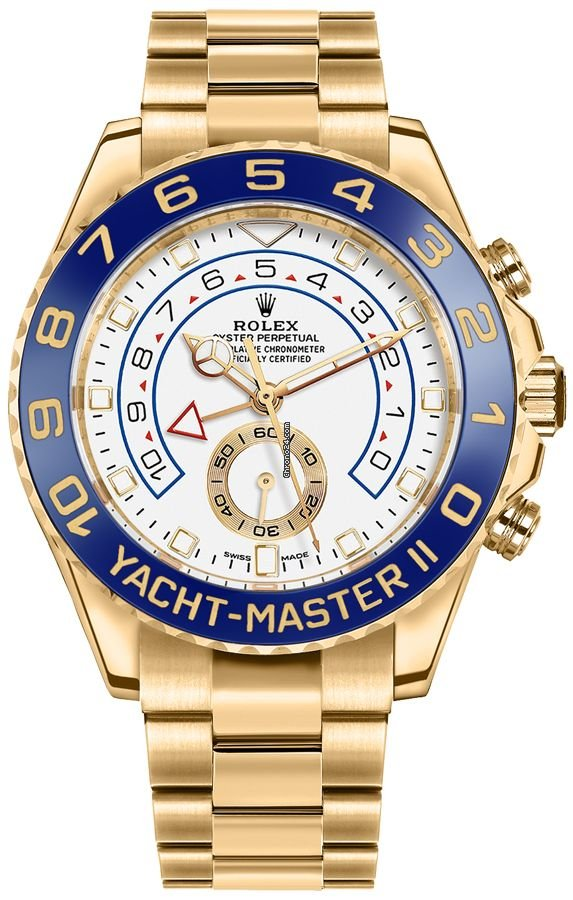Rolex (ロレックス) ヨットマスター II 116688 2016 中古