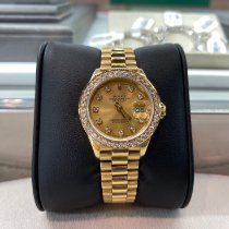 Rolex Lady-Datejust Yellow gold 26mm Gold No numerals United States of America, Texas, Houston