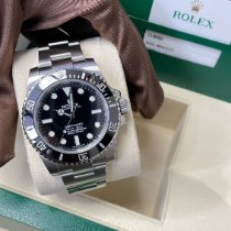Rolex 114060 Steel 2016 Submariner (No Date) 40mm pre-owned United States of America, Florida, Miami