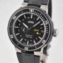 Oris ProDiver GMT Titanium 49mm Black No numerals United States of America, Ohio, Mason