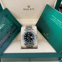 Rolex Submariner Date new 2021 Automatic Watch with original box and original papers 126610LV-0002