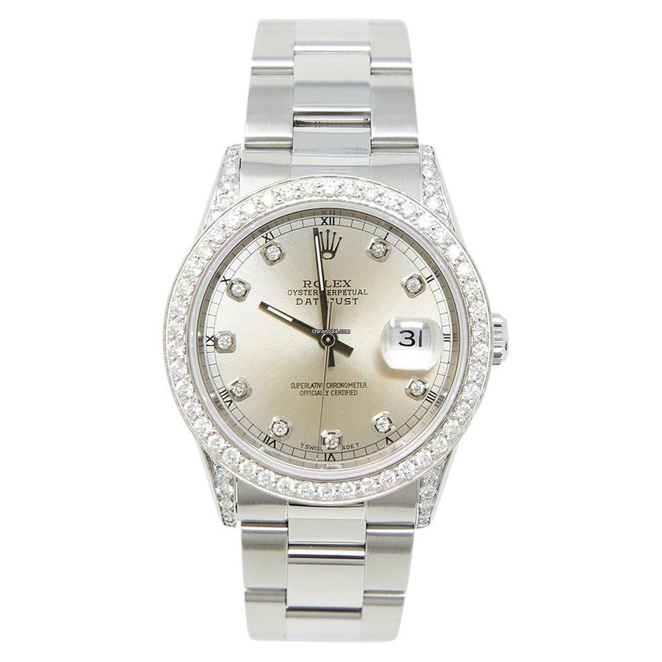 Rolex Datejust 116200 1998 tweedehands