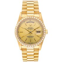 Rolex Yellow gold 36mm Automatic 118238 pre-owned
