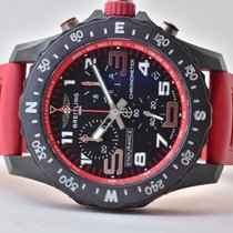 Breitling Endurance Pro pre-owned 44mm Black Chronograph Rubber